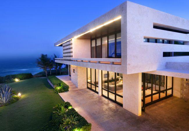 Villa in Lagos - Beach house for families in Lagos